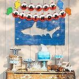 Yaaaaasss! Fishing Happy Birthday Bobber Banner