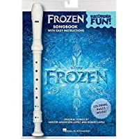 Frozen Recorder Fun Pack: Pack with Songbook and Instrument