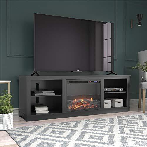 Cheap Ameriwood Home 6373872COM Edgewood Fireplace 75