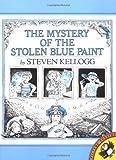 Mystery of the Stolen Blue Paint, Steven Kellogg, 0140546723