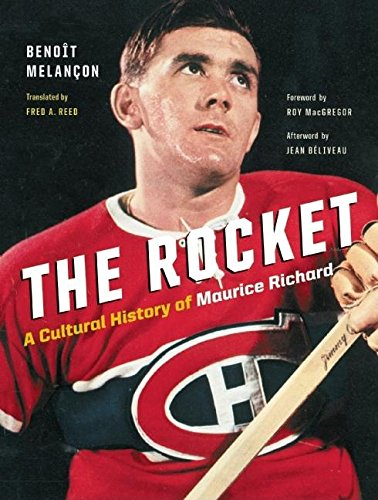 The Rocket: A Cultural History of Maurice - Rockets Canada Bottle