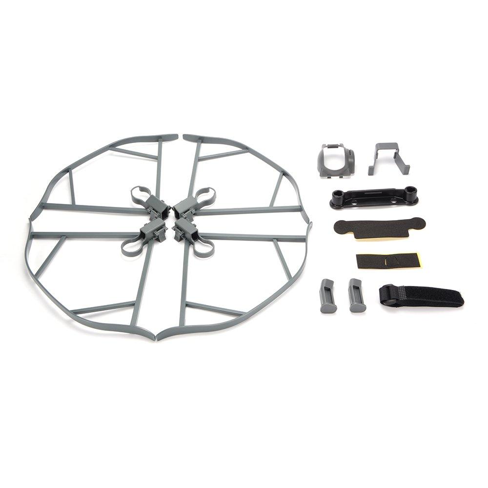 Kreema Prop Propeller Protector + Fahrwerk Gegenlichtblende Joystick Guard Zubehör für DJI MAVIC PRO Drone