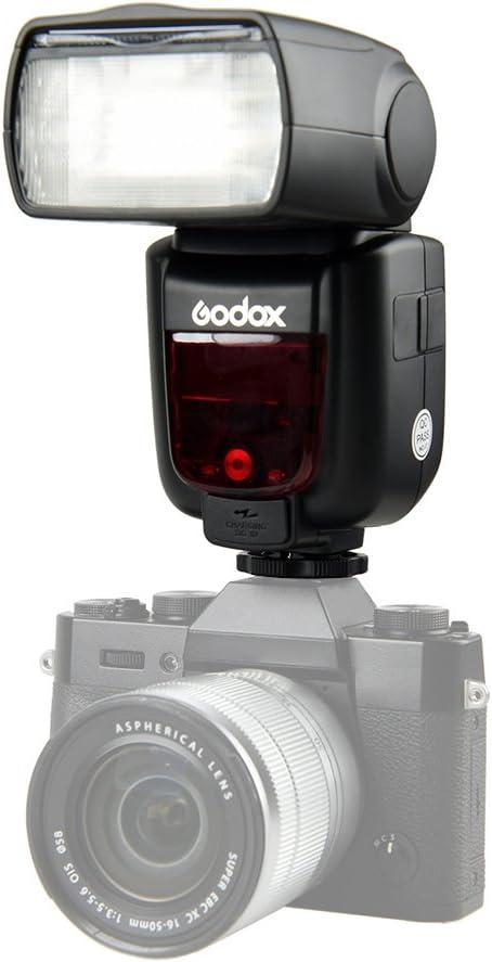 Godox TT685F TTL Camera Flash Speedlite GN60 2.4G Wireless Transmission for Fuji X-Pro2 X-T20 X-T2 X-T1 X-Pro1 X-T10 X-E1 X-A3 X100F X100T Cameras
