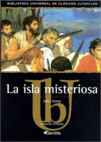 La Isla misteriosa / The Mysterious Island (Classics for Young Readers Series) (Spanish Edition): Jules Verne: 9788439209140: Amazon.com: Books