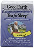 Good Earth Tea for Sleep, 15-Count Tea Bags  (Pack of 6)