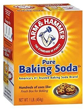 Arm & Hammer Baking Soda 1.0lb,5 pk