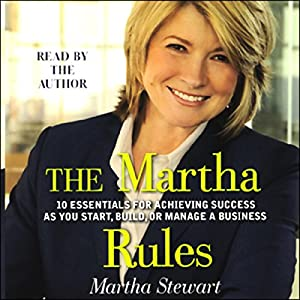 The Martha Rules Audiobook