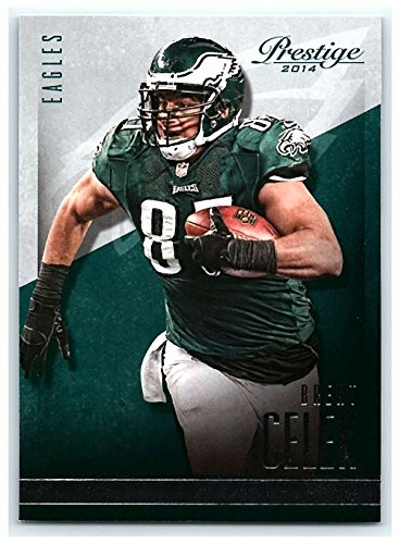 2014 Prestige #119 Brent Celek NM-MT Eagles
