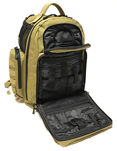Hsd Tactical Diaper Bag Backpack Changing Pad Insulated