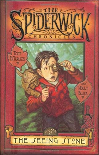 The Seeing Stone Spiderwick Chronicles
