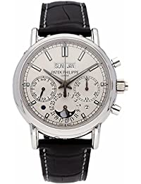 Grand Complications Mechanical-Hand-Wind Male Watch 5204P-001 (Certified Pre-Owned)