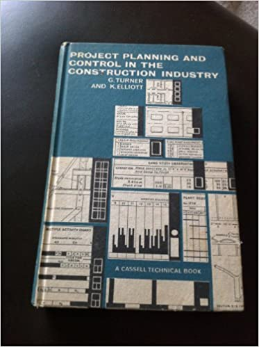 Project planning and control in the construction industry,