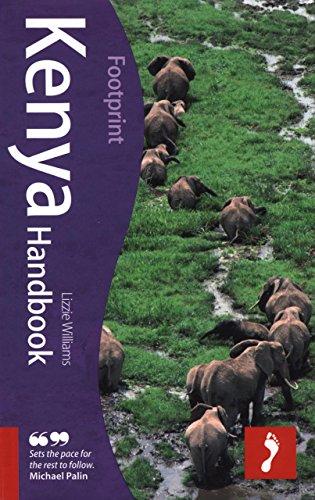 Kenya Handbook, 2nd: Travel guide to Kenya including 32-page full colour wildlife guide (Footprint Kenya)