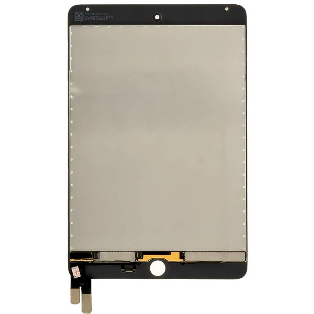 LCD & Digitizer Assembly for Apple iPad Mini 4 (White) with Tool Kit