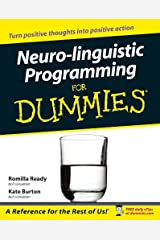Neuro-linguistic Programming for Dummies Kindle Edition