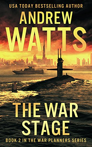Series Stage Brilliant - The War Stage (The War Planners Book 2)