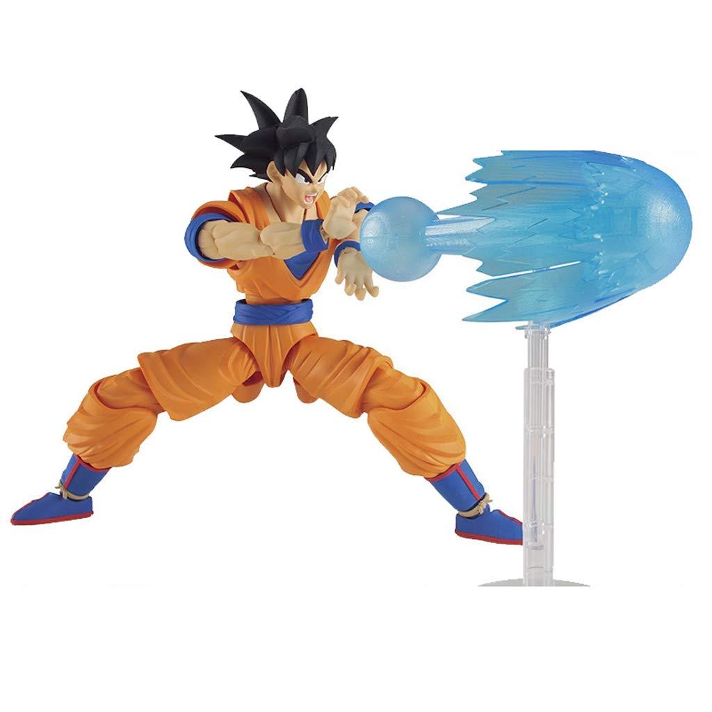 DNSJB Dragon Ball Assemblato Toy Model Character PVC Series Statua Artigianato Decorazione Regalo di Festa