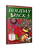 Holiday Pack Vol.5 for PowerDirector 12 [Download]