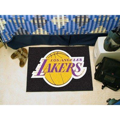 29' Logo Starter Mat (Los Angeles Lakers 18'' x 29'' Logo Starter Mat [Misc.])