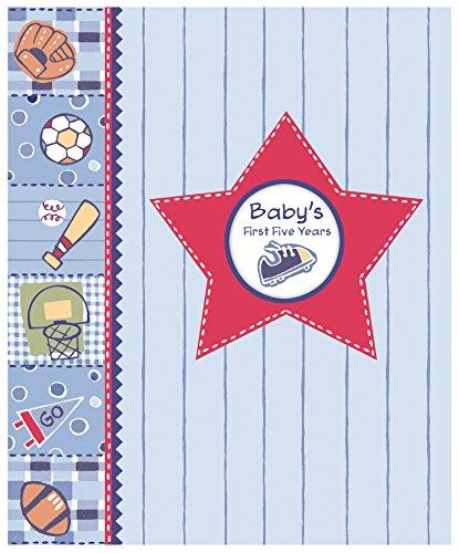 Baby's First Five Years - Keepsake Memory Book (Blue) pdf epub