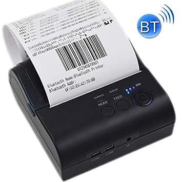 Impresora Solo en Blanco y Negro Impresora Oficina, POS-8001LD ...
