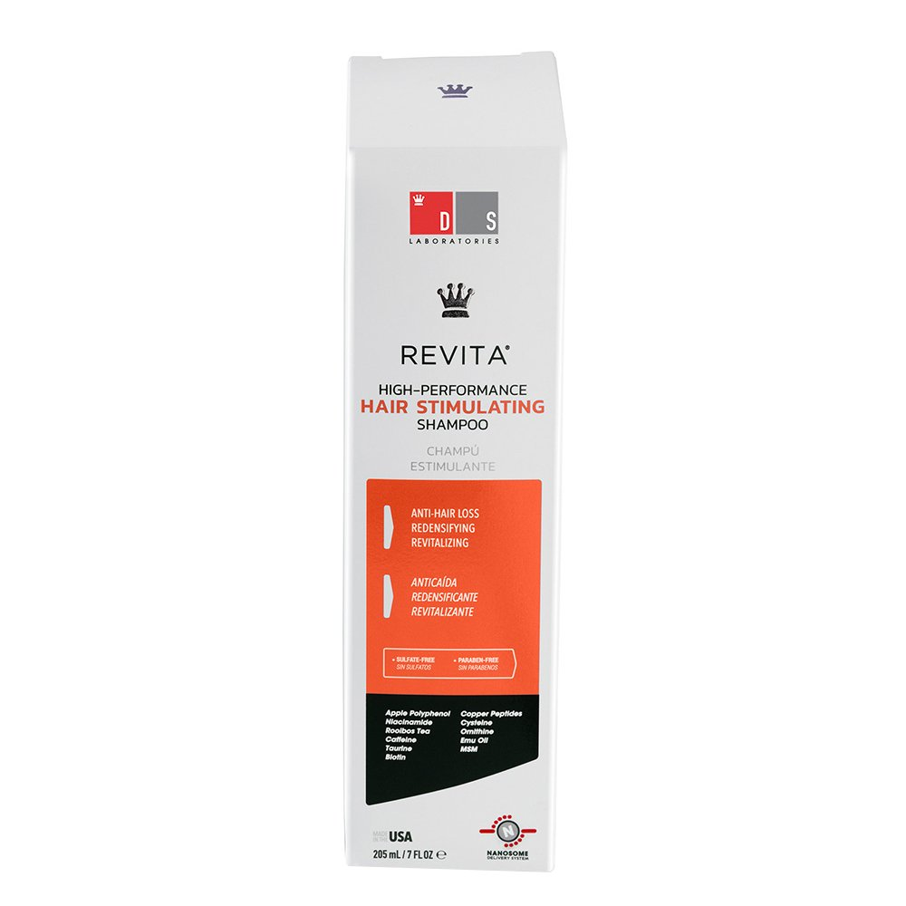 Amazon.com: Revita High Performance Stimulating Shampoo - Hair Growth Formula (205ml) (1 Bottle): Beauty