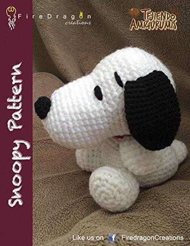 Snoopy Amigurumi Pattern (Magic Hands Individual Patterns Book 4)