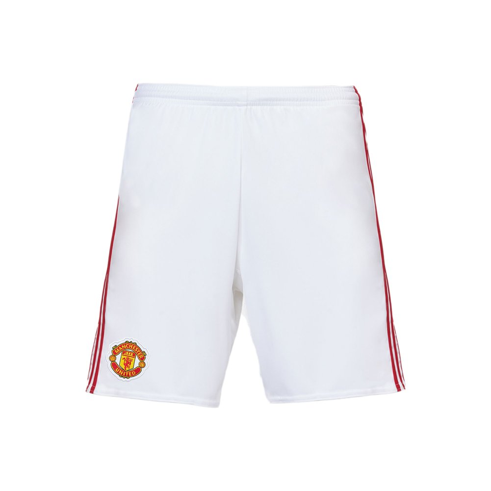 Adidas Manchester United Mens Home Soccer Shorts