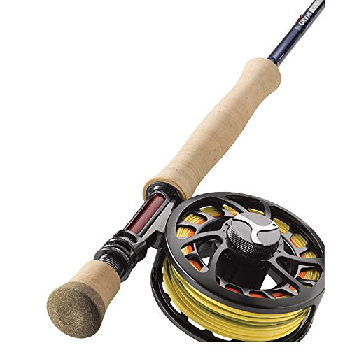Orvis Helios 2 6-weight 9' Saltwater Fly Rod Outfit-Tip Flex