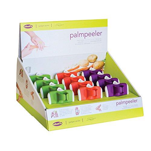 Chef'n Palm Peeler Asst 102041180 Palm Vegetable Peeler