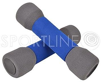 Mancuernas mancuernas fitness Aerobic pesos Espuma Deportes de fuerza Sport 1,5 kg: Amazon.es: Deportes y aire libre