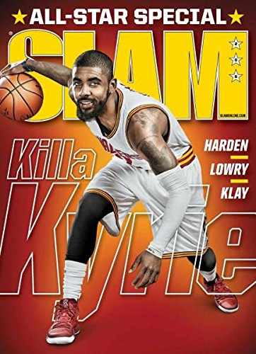 Slam Magazine April 2017 Issue