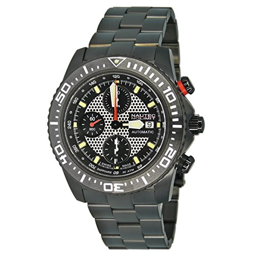 Nautec No Limit Men's Watch(Model: Masterpiece Collection)