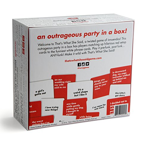Buy adult party games