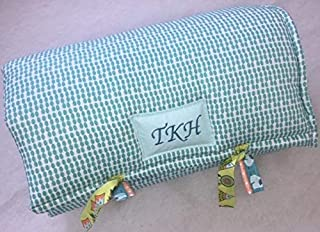 product image for Boho Baby Aqua Quilted Nap May by Janiebee