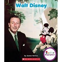 Rookie Biographies: Walt Disney