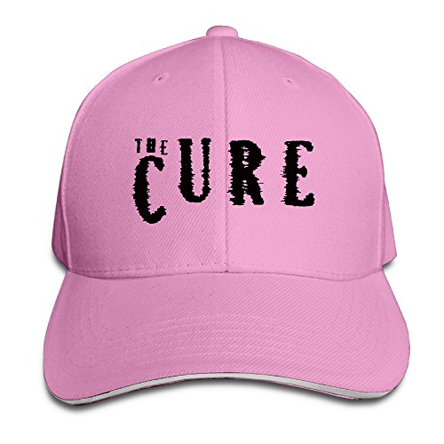 Custom New Unisex-Adult Pop Logo Music Trucker Caps Hat Pink