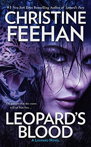 book cover of Leopard\'s Blood
