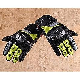 Axor Striker Black Neon Green Gloves-XL
