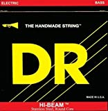 DR Strings MR45 Hi-Beam Medium Electric Bass 4 String Set (45-105)