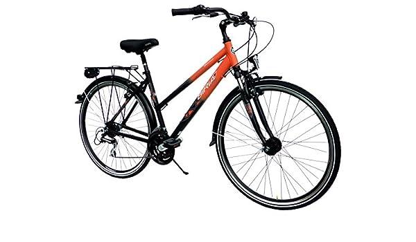 Biria &apos bicicleta de trekking mujer 28 pulgadas (=71,1 cm) 21 ...
