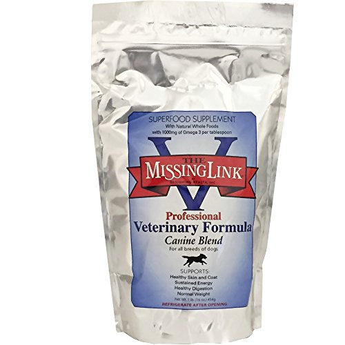 Missing Link Professional Strength for Dogs, Wellness Blend, 1 lb