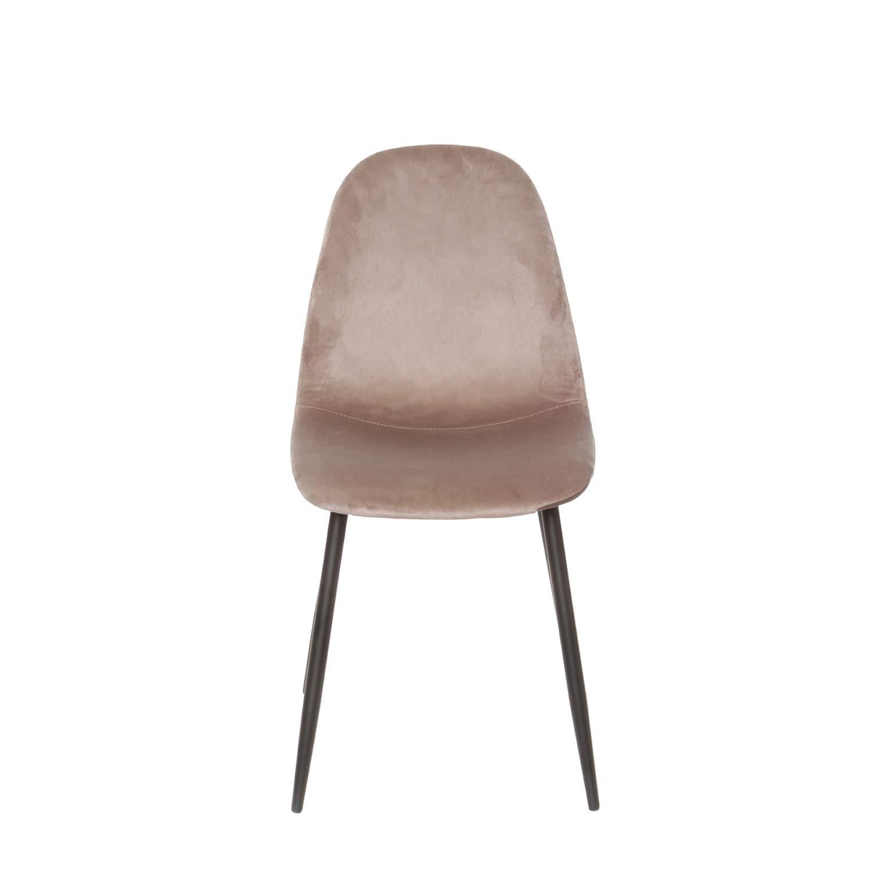 Sedia in velluto, da 44X54 cm KASANOVA