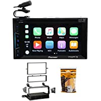 Pioneer Bluetooth DVD Receiver iPhone/Android/CarPlay For 05-07 Nissan Frontier