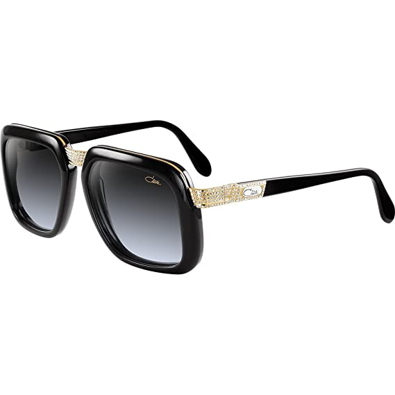 7b58964b15f Cazal Legends 616 Sunglasses in Black 616 3 505 56  Amazon.co.uk  Clothing