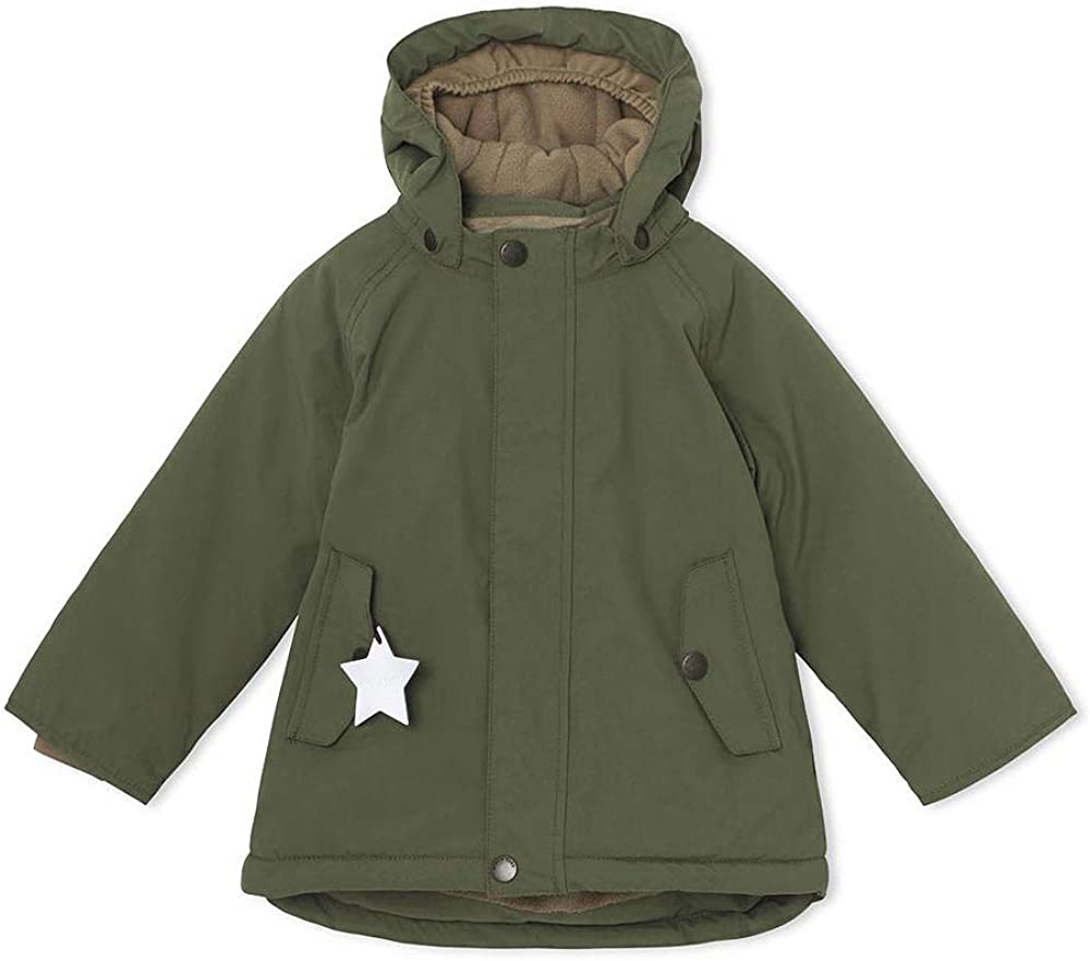MINI A TURE Kinder Winterjacke Wally 19 Beetle gr/ün