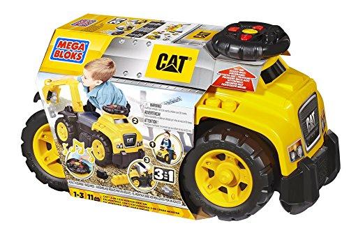 51UPPNOZT0L - Mega Bloks Ride On Caterpillar with Excavator