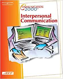 interpersonal communication study guide Interplay: the process of interpersonal communication, third canadian edition - student practice quiz - chapter 6 instructions: for each question, click on the radio button beside your answer.
