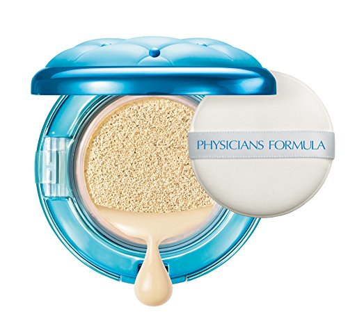Physicians Formula Mineral Wear Talc-Free All-in-1 ABC Cushion SPF 50 Foundation, Ivory, 0.46 Ounce