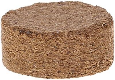 Kimruida Kokosnuss Faser Kokosfaser Pellet Nährstoff Boden Leicht Pflanze komprimiert Boden Garten
